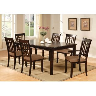 Topeka Extendable Dining Table World Menagerie