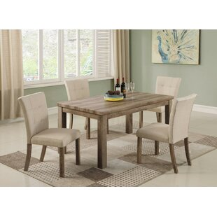 Cremont 5 Piece Dining Set