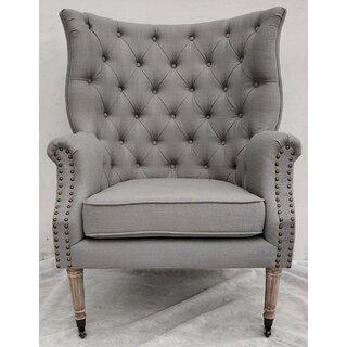 Wedemeyer Armchair by Alcott Hill SKU:DE384770 Description
