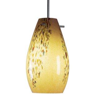 Bruck Lighting Soho 1-Light Cone Pendant