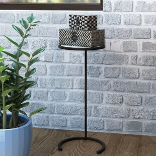 Anabelle End Table by Ivy Bronx