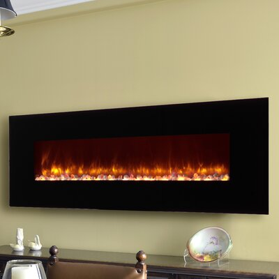 Napoleon Allure Wall Mounted Electric Fireplace & Reviews | Wayfair