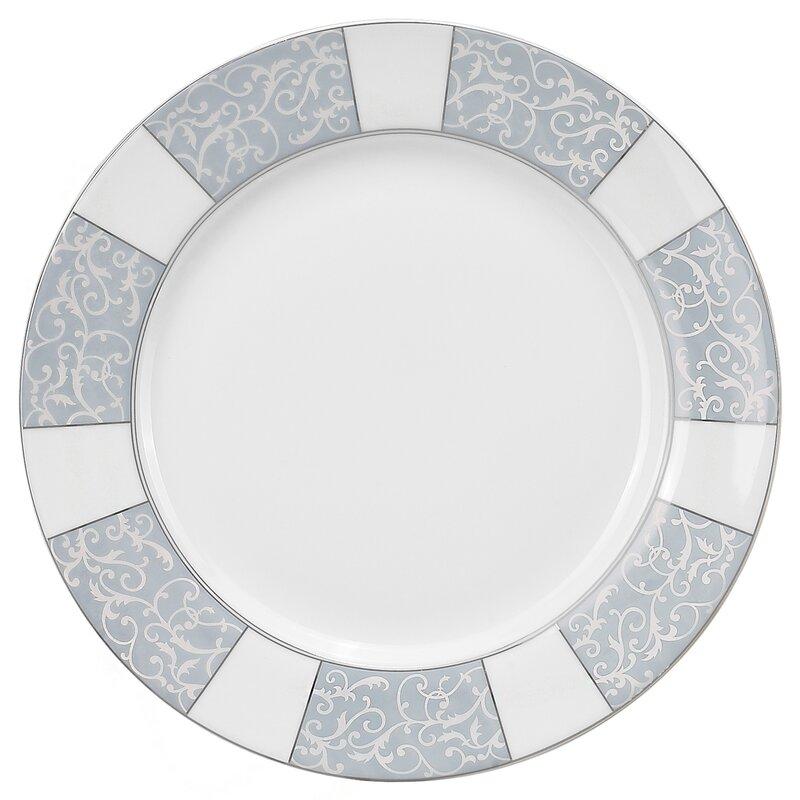 Domus Porcelain 57 Piece Dinnerware Set Service for 8  sc 1 st  Wayfair & Lorren Home Trends Domus Porcelain 57 Piece Dinnerware Set Service ...