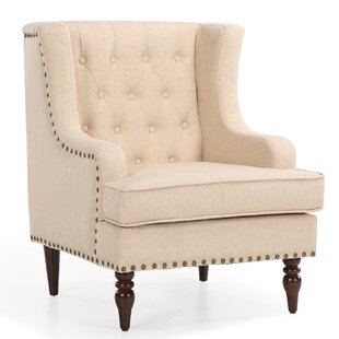 Dorchester Armchair by Alcott Hill