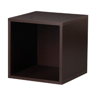 Carrabba Storage Cube Bookcase by Hazelwood Home