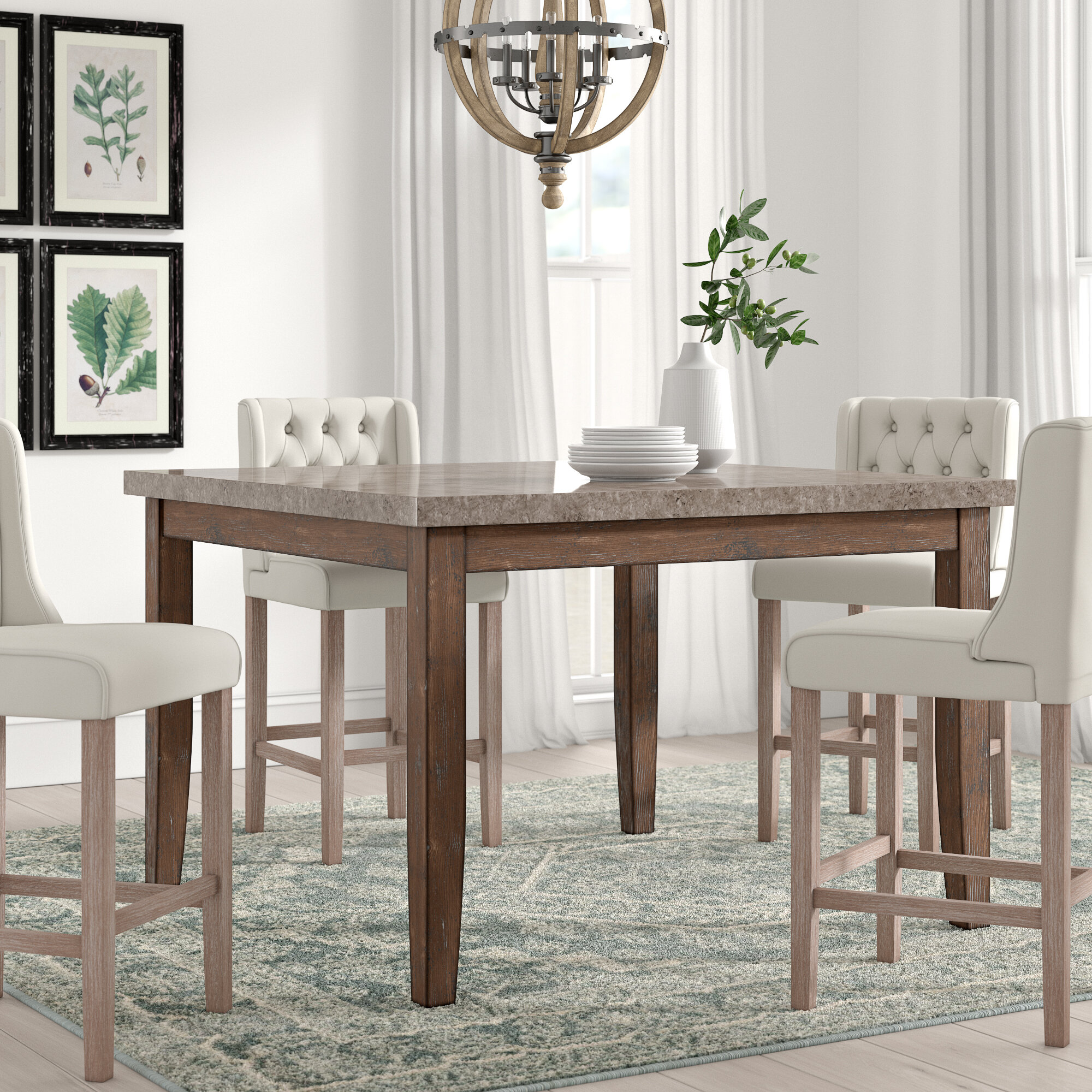 Clearmont Counter Height Dining Table