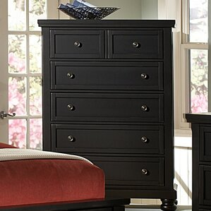 Chardon 6 Drawer Standard Chest by Darby Home Co