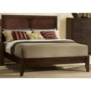 Winston Porter Uribe Panel Bed