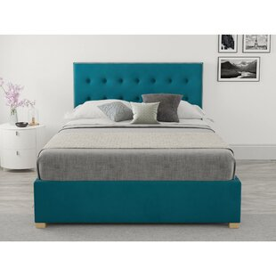 Homeland Upholstered Ottoman Bed By August Grove