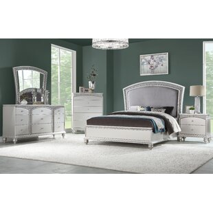 Ohatchee Luccien Standard Configurable Bedroom Set by Rosdorf Park