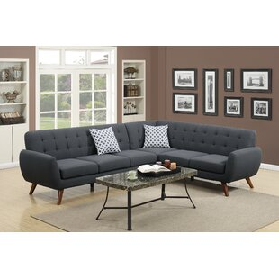 Falls Sectional by Wrought..