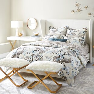 Willa Arlo Interiors Fuentes Upholstered Bed