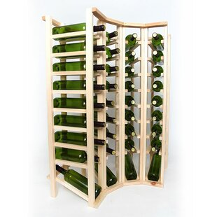 Premium Cellar Series 40 Bottle Tabletop Wine Rack