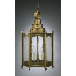 Northeast Lantern Fillmore 3-Light Outdoor Pendant