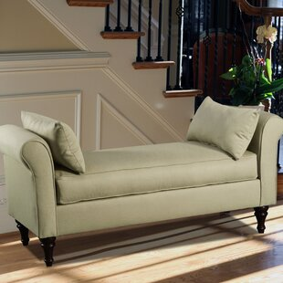 Darby Home Co Adelina Roll Arm Bench