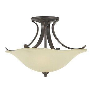 Dakota Semi Flush Mount