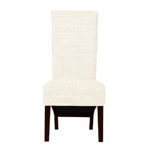 Keyesport Upholstered Parsons Chair (Set of 2) (Set of 2) by Red Barrel Studio