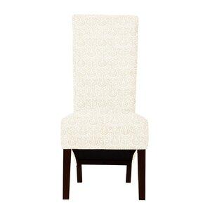 Keyesport Upholstered Parsons Chair (Set ..
