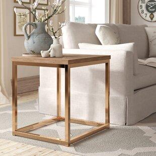 Juliana End Table by Laurel Fo..