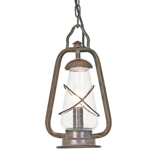 Southhampton 1 Light Outdoor Hanging Lantern By Breakwater Bay