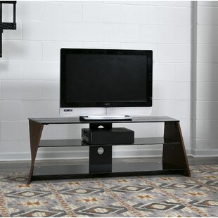 Hurley Twisted TV Stand for TVs up to 55 by Ebern Designs