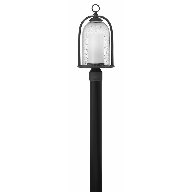 Ardean Outdoor 1 Light Lantern Head Allmodern