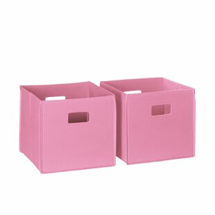 82610a3b8386 Pink Storage Containers You'll Love in 2019 | Wayfair