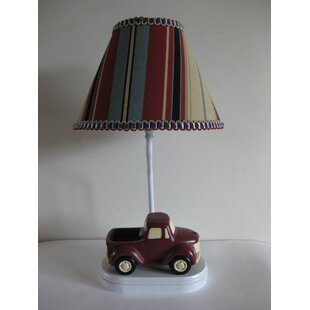 Review My Vintage Truck 16 Table Lamp by Silly Bear Lighting