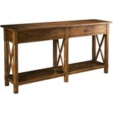 Elements 74 Console Table by MacKenzie-Dow