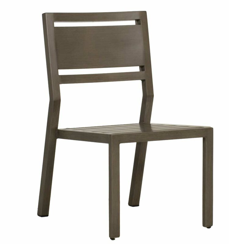 High Quality Avondale Patio Dining Chair With Cushion Set