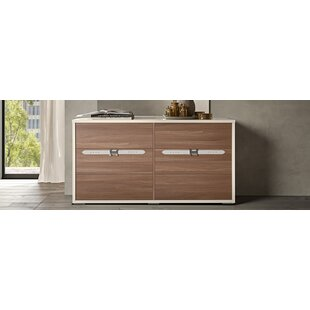Redondo Modern Style 6 Drawer Double Dresser by Brayden Studio Cool