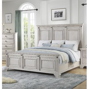 Clearance Ashkum Panel Bed by Darby Home Co Reviews (2019) & Buyer's Guide