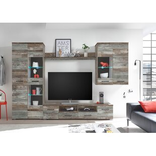 Enoch Entertainment Unit For TVs Up To 70
