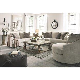 Alandari 3 Piece Sleeper Configurable Living Room Set by Signature Design by Ashley