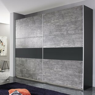 Korbach 2 Door Sliding Wardrobe By Rauch