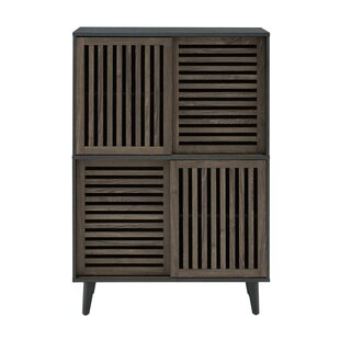 Brockway 4 Door Accent Cabinet by George Oliver