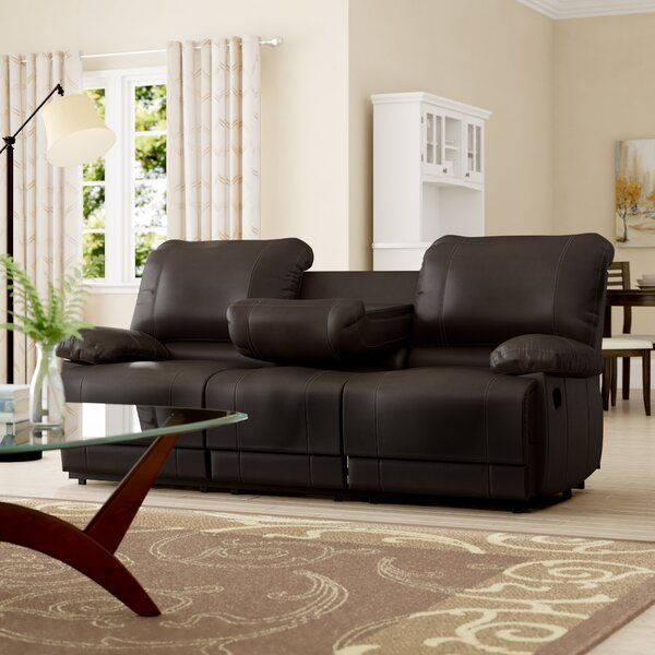 Admirable Apartment Size Reclining Sofa Wayfair Ibusinesslaw Wood Chair Design Ideas Ibusinesslaworg