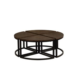 Hensley 4 Piece Coffee Table Set
