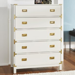 Eivind 5 Drawer Accent Chest by Willa Arlo Interiors