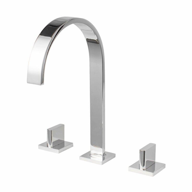 Maykke SoHo Widespread Bathroom Faucet | Wayfair