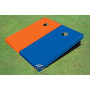 All American Tailgate Solid Cornhole Board (Set of 2)
