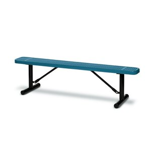 Signature Series Iron Picnic Bench