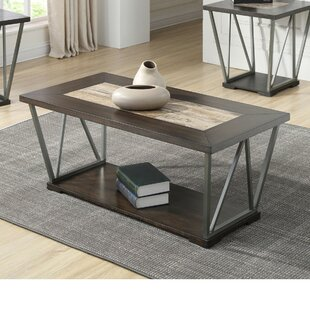 Knorr End Table by Ivy Bronx