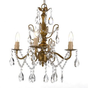 Gold chandeliers youll love wayfair save to idea board black gold aloadofball Gallery