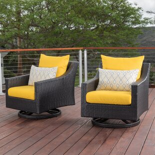 Yellow Outdoor Club Chairs You Ll Love
