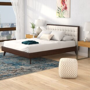 Abril Upholstered Platform Bed