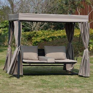Long Ashton Reclining Chaise Lounge with Cushion