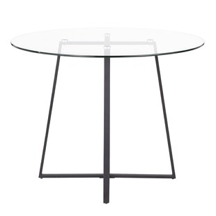 April Contemporary/Glam Dining Table