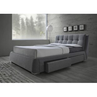 Orren Ellis Craver Upholstered Storage Platform Bed