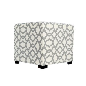 Devaney 4 Button Tufted Ottoman by Three Posts